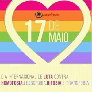 O Dia Internacional Contra a Homofobia é celebrado em 17 de maio 3