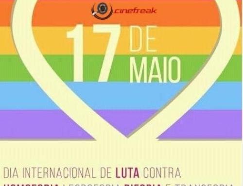 O Dia Internacional Contra a Homofobia é celebrado em 17 de maio
