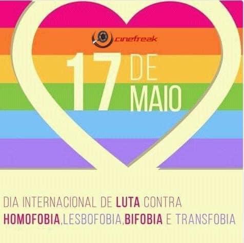 O Dia Internacional Contra a Homofobia é celebrado em 17 de maio 6