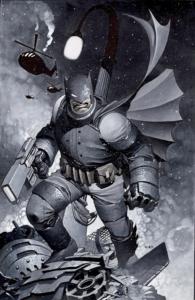 Visual alternativo da armadura de Batman vs Superman 12