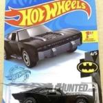 """Batmóvel do filme """"The Batman"""" ganha miniatura 1"""