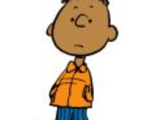 Tirinhas do Snoopy foi uma das primeiras a ter representação racial