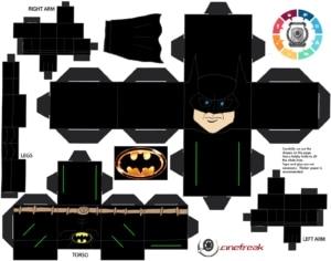 Paperfreak da semana - Batman de Tim Burton 9