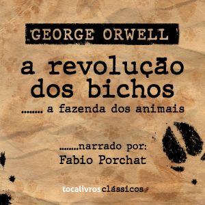 108 anos de George Orwell: Clássico da literatura é verbalizado por Fabio Porchat 9