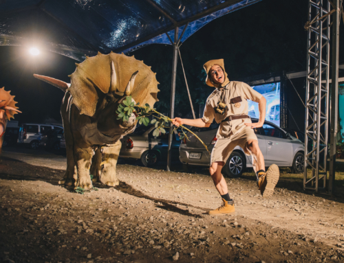 Jurassic Safari Experience volta em curta temporada