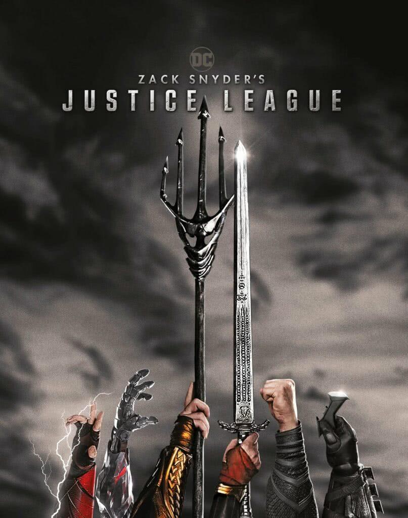 Blu-ray de Liga da Justiça de Zack Snyder tem lançamento adiado no Brasil 4