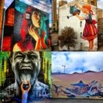 Museu de Arte de Rua traz mais de 100 obras de arte para espaços da capital 5