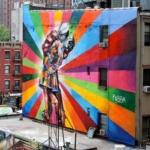 Museu de Arte de Rua traz mais de 100 obras de arte para espaços da capital 1