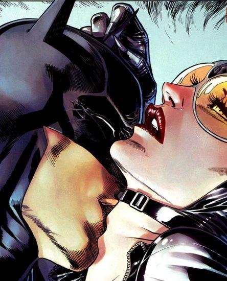 Manifestações sobre a censura à cena de sexo entre Batman e Mulher-Gato na animação Harley Quinn 1