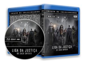 Blu-ray de Liga da Justiça de Zack Snyder é a maior pré-venda da história da Amazon Brasil 5