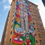 Museu de Arte de Rua traz mais de 100 obras de arte para espaços da capital 2