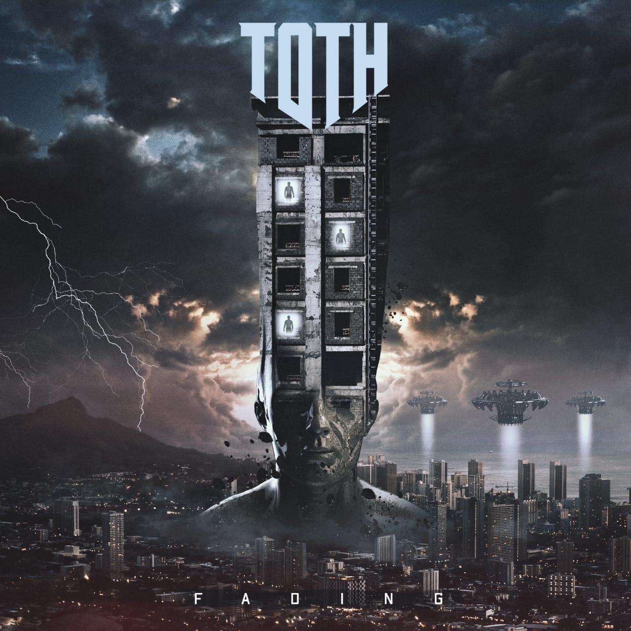 """Toth: Banda lança """"Fading"""", segundo single do EP """"Rise Of The Gods"""" que chega em outubro 2"""