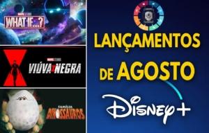 Lançamentos no Disney+ em agosto de 2021 3