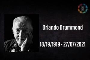 Dublador e ator Orlando Drummond morre no Rio aos 101 anos 5
