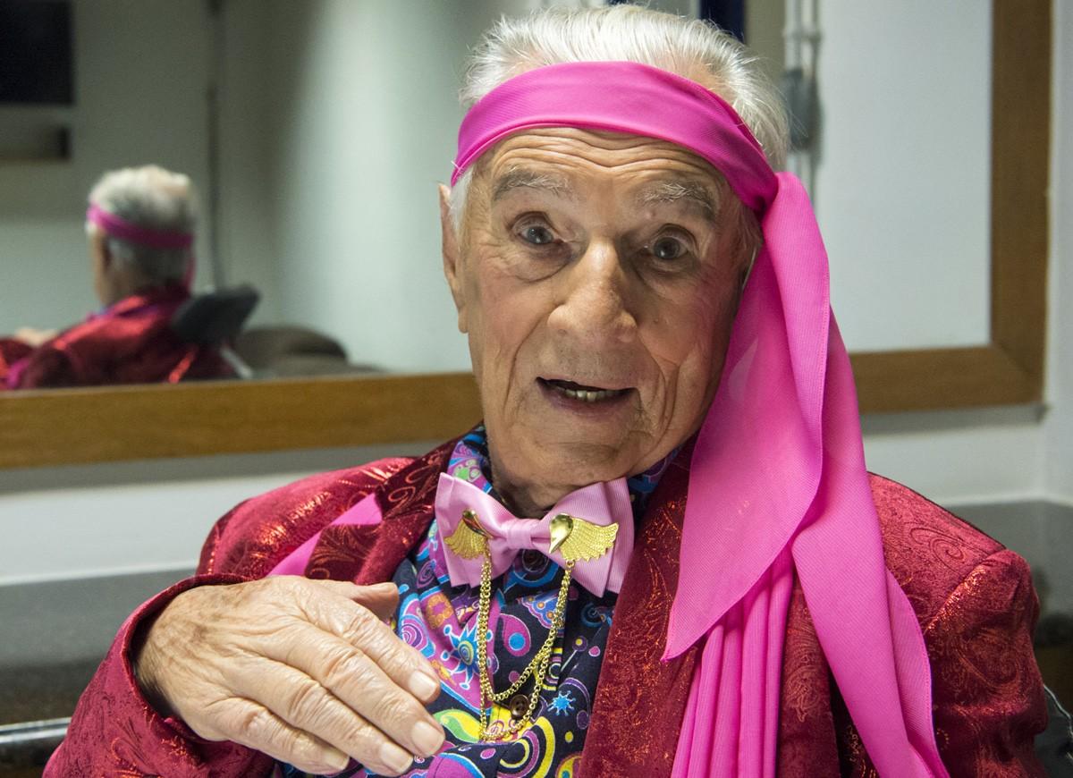 Dublador e ator Orlando Drummond morre no Rio aos 101 anos 9
