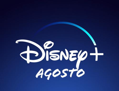 Lançamentos no Disney+ em agosto de 2021
