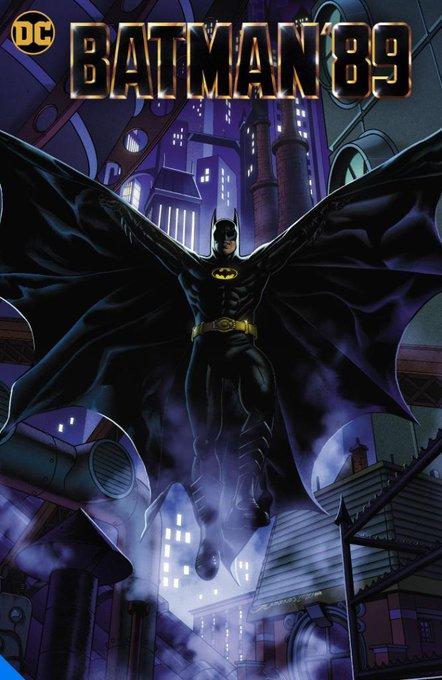 Filmes clássicos de Batman e Superman ganham sequência em quadrinhos 3