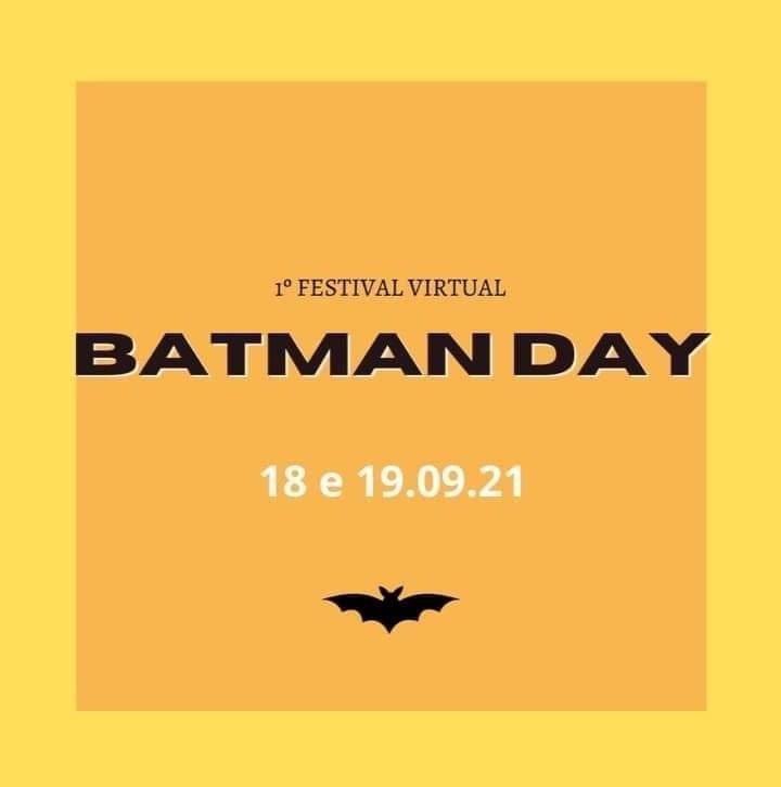 1º Festival Virtual Batman Day celebra o Homem Morcego com entrevistas de especialistas, fãs e profissionais 2
