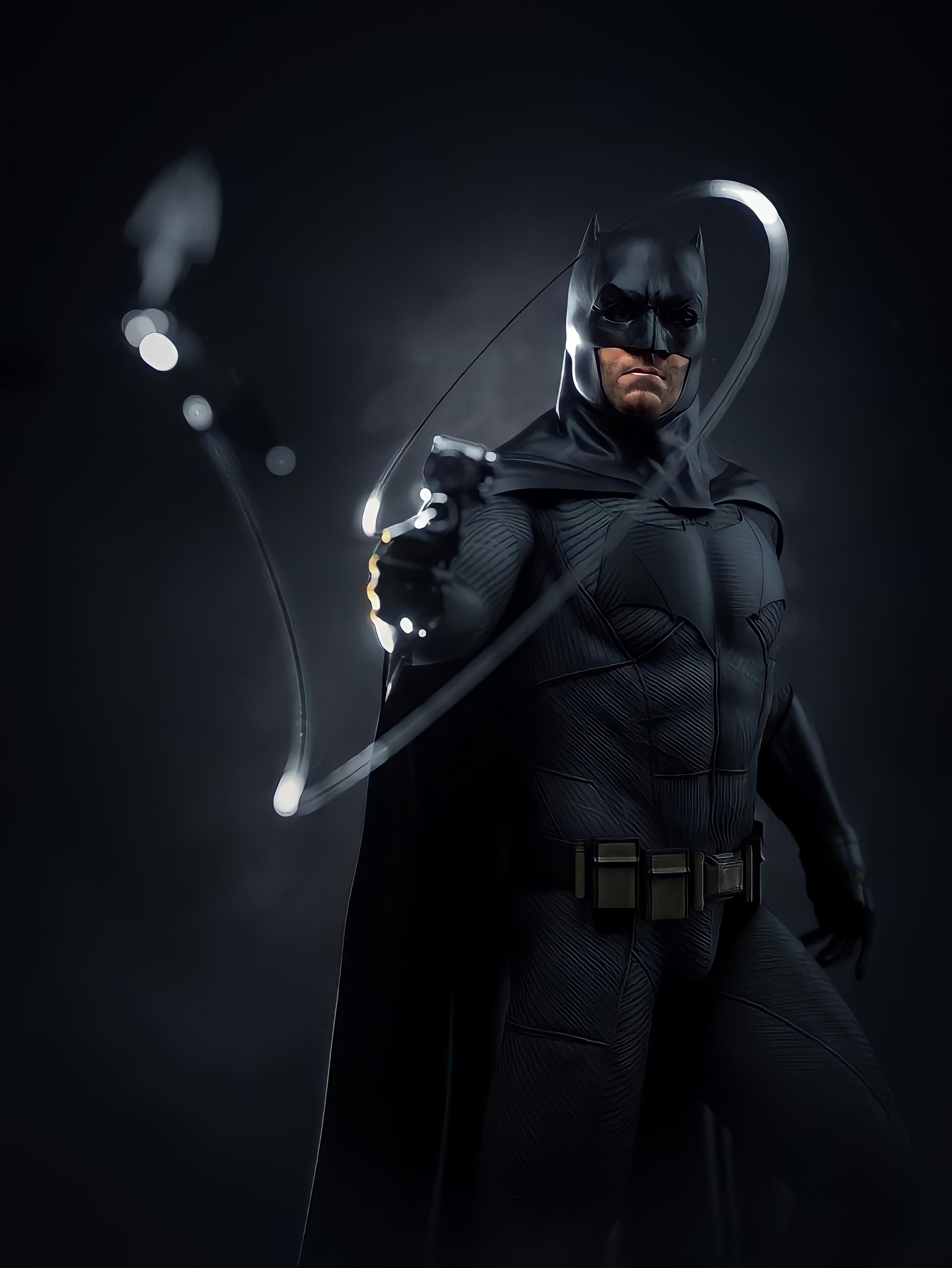 """Ben Affleck estará no set de """"The Flash"""" em setembro para gravar cenas do Batman 4"""