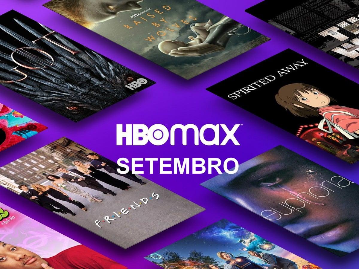 Estreias da HBO Max em setembro 6