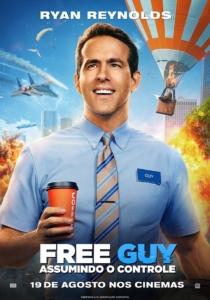 """""""Free Guy: Assumindo o Controle"""" é diversão necessária nos tempos atuais 9"""