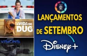 Novidades no Disney Plus em setembro de 2021 3