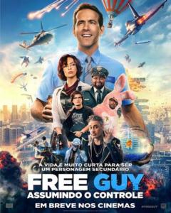 """""""Free Guy: Assumindo o Controle"""" é diversão necessária nos tempos atuais 7"""