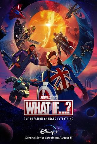 Marvel What If: Geek Batera lança versão para tema da série 8