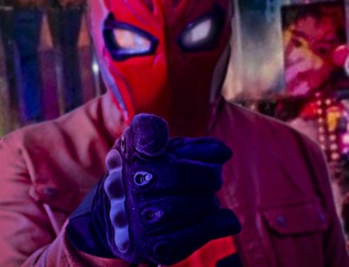 Caio Gaona lança versão da abertura de Titans vestido de Capuz Vermelho