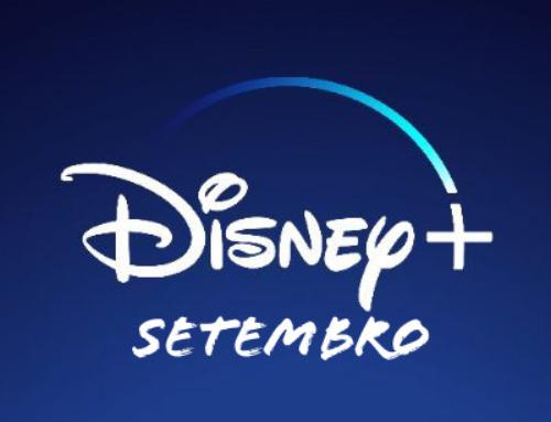 Novidades no Disney Plus em setembro de 2021
