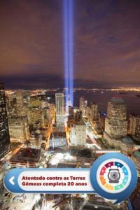 Atentado contra as Torres Gêmeas nos EUA completa 20 anos 3
