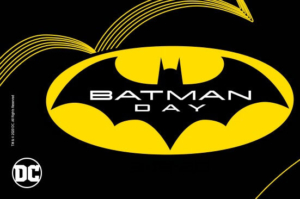 Hoje é comemorado o Batman Day 1
