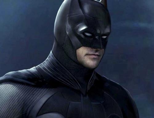 Imagem mostra traje completo do Batman do Arrowverso