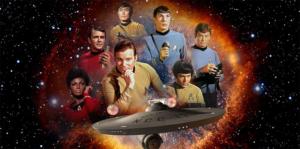 Hoje se comemora o Dia de Star Trek 9