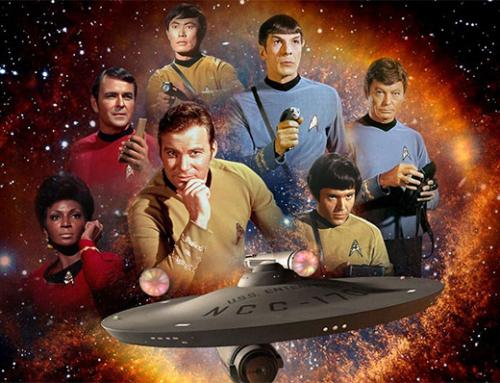 Hoje se comemora o Dia de Star Trek
