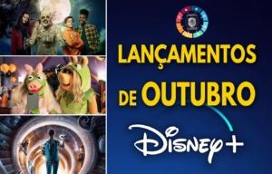 Novidades no Disney Plus em outubro 3