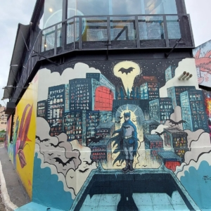 Batsinal será ligado em São Paulo no Batman Day 8