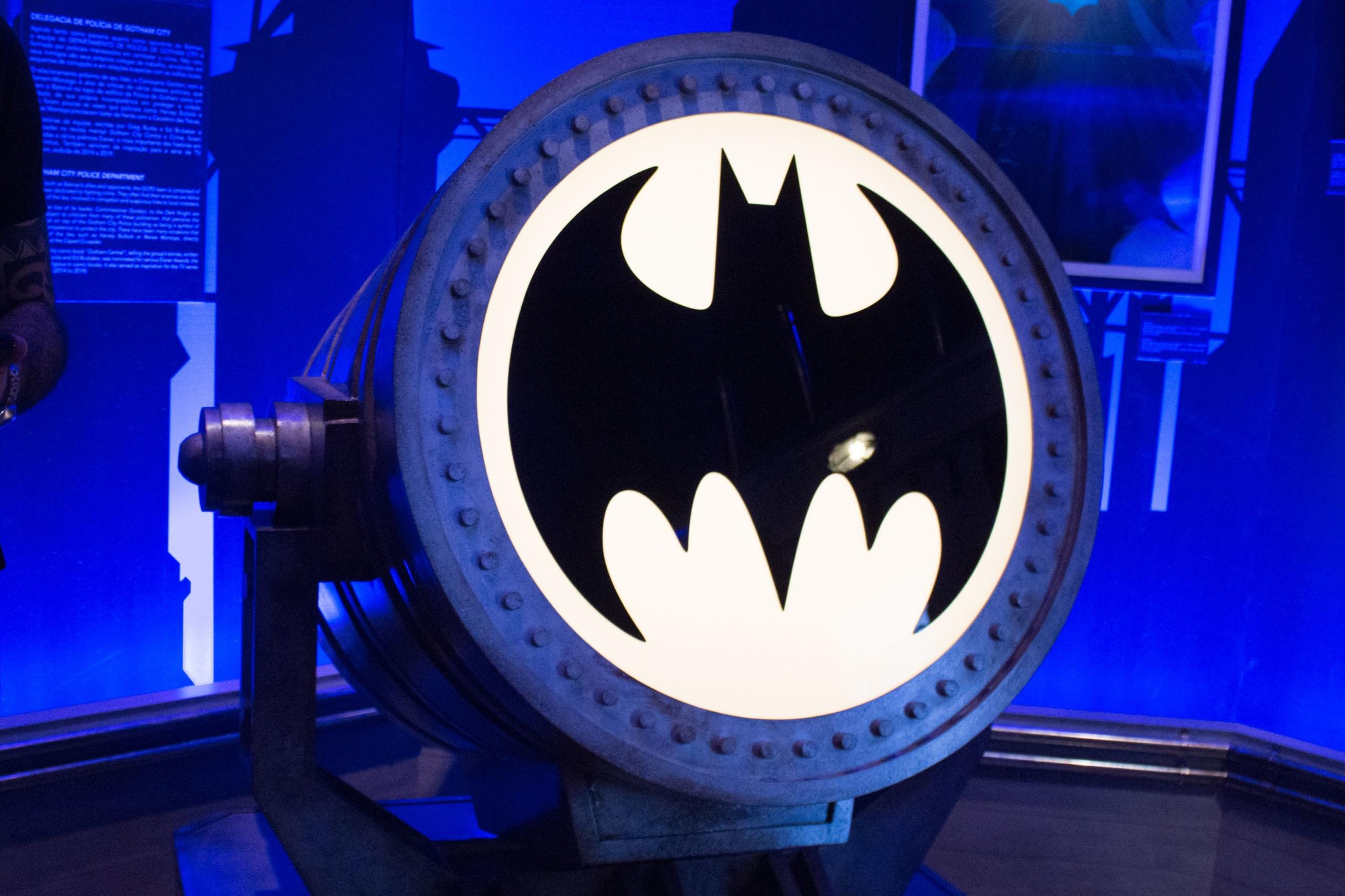 Batsinal será ligado em São Paulo no Batman Day 10