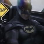 """Vazam imagens conceituais do Batman de Michael Keaton em """"The Flash"""" 9"""