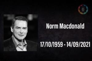 Comediante Norm Macdonald morre aos 61 anos 3