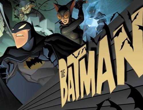 Geek Batera lança versão do tema do desenho animado The Batman