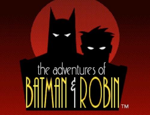 "Geek Batera lança versão para tema de ""Batman: The Animated Séries"""