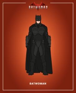Imagem mostra traje completo do Batman do Arrowverso 7