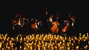 Os clássicos do rock 'n' roll à luz de velas 5