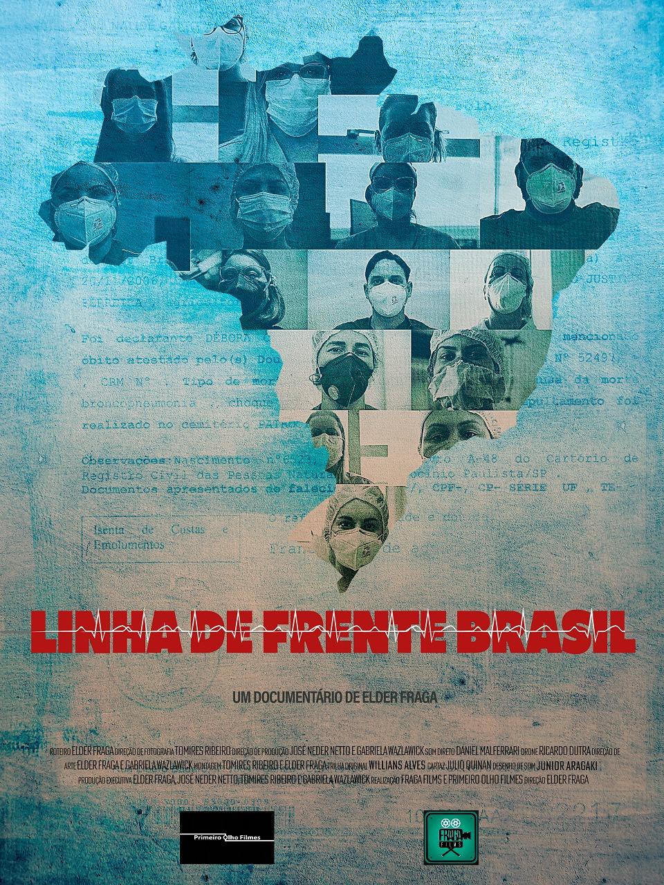 Filme sobre a pandemia lançado no Santos Film Fest é premiado em Portugal 1