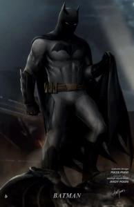 Imagem mostra traje completo do Batman do Arrowverso 8
