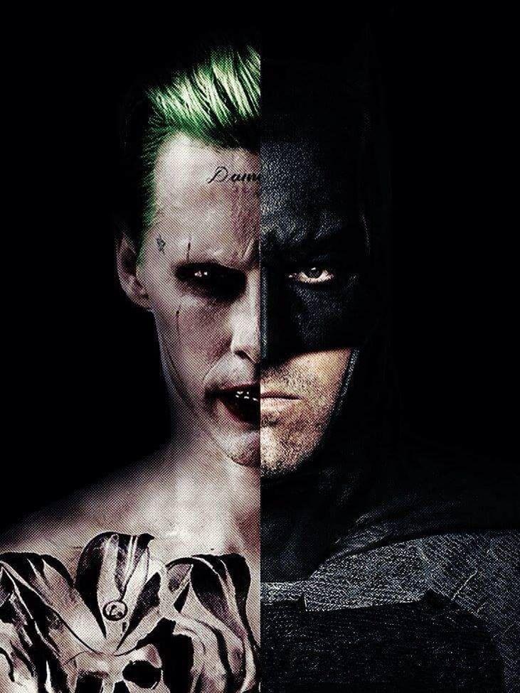 Jared Leto supostamente retornaria como Coringa, mas apenas enfrentando o Batman de Ben Affleck 5