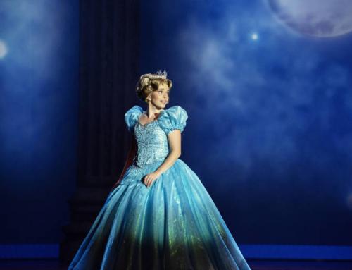 """""""Cinderella, O Musical"""" retorna a São Paulo"""