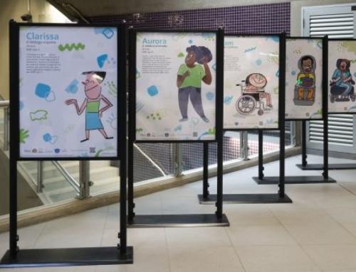 Quadrinhos de renomados cartunistas promovem conscientização sobre doença rara