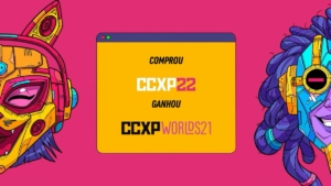 Começa a venda de ingressos da CCXP22 8
